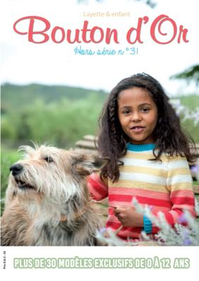 CATALOGUE BOUTON D'OR HORS SERIE 31 ENFANTS