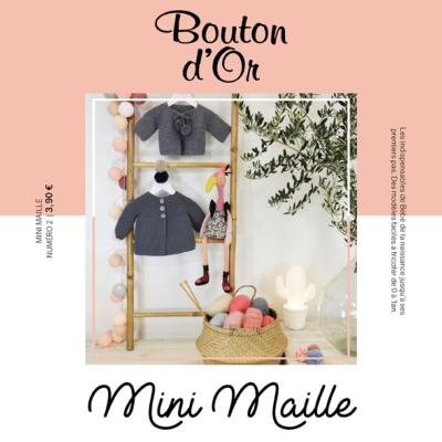 CATALOGUE BOUTON D'OR MINI MAILLE 02